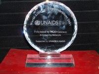 UNAIDS Award
