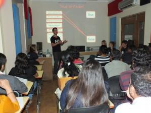 Bootcamp April 26 2013